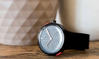 Introducing the Brooklyn Watch That Stops Time