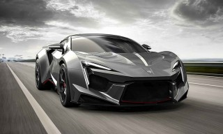 W Motors Debuts 900 Horsepower Fenyr Supersport