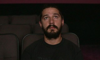 Shia LaBeouf Is Watching All His Movies in NYC Right Now