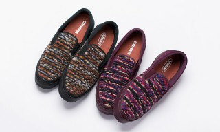 Missoni & Converse Come Together for Stylish Slip-Ons