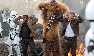 Check out Brand New Images From 'Star Wars: The Force Awakens'
