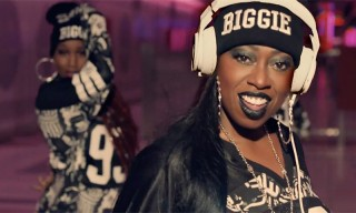 "Missy Elliott Makes a Pharrell-Assisted Comeback With ""WTF"""