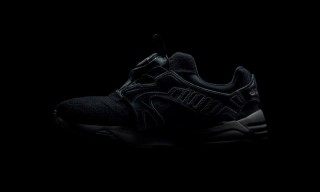 "The Sole DXB x PUMA Disc ""Asphalt Blk"" Pays Tribute to Dubai"