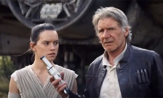 Another TV Spot Has Arrived for 'Star Wars: The Force Awakens'