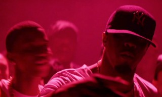 "Puff Daddy Gets Drenched in Neon for ""Workin"" Video"