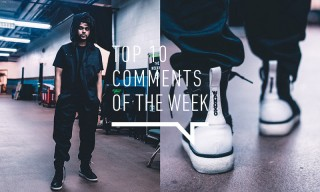 Top 10 Comments of the Week: adidas, Miley Cyrus, The Weeknd & More