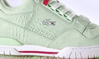 Sneaker Freaker & Lacoste L!VE Handpick 3 Sneaker Stores for Limited Edition Drop