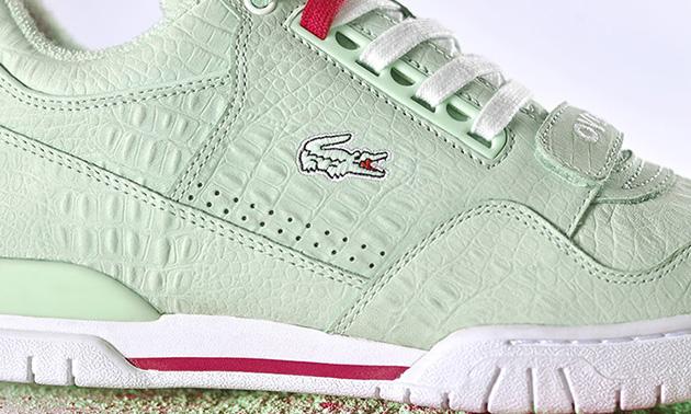 the best attitude 36e08 48a60 Sneaker Freaker x Lacoste LVE Sneaker Collaboration Highsnobiety durable  service