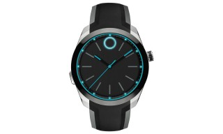 Movado & HP Team up for TRON-Style Tech Watch