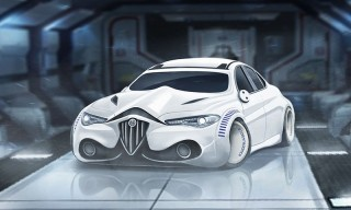 'Star Wars' Characters Get Reimagined as Cars