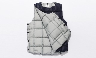 Combat the Cold With Maiden Noir and Crescent Down Works' Vests
