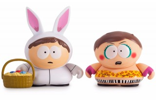"""Kidrobot Teams up With 'South Park' on the """"Many Faces of Cartman"""""""