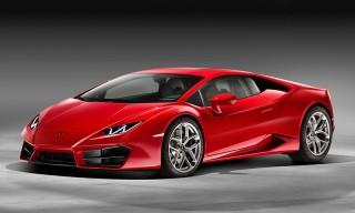 Lamborghini Debuts Rear-Wheel-Drive Huracán LP580-2