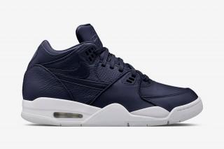 NikeLab Air Flight 89 white/Lapis Blue shoes online hot sale
