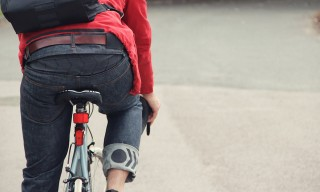 Resolute Bay Combine Cycle Safety With Japanese Selvage Denim