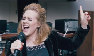 "Adele Performs ""When We Were Young"" Live in London"