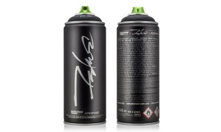 MONTANA-CANS & ACRONYM Come Together for Futura-Inspired Spray Paint