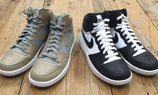 UNDERCOVER Teases New NikeLab Court Force Hi Sneakers