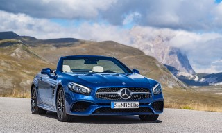 The Legendary Mercedes-Benz SL Gets a Dynamic Update