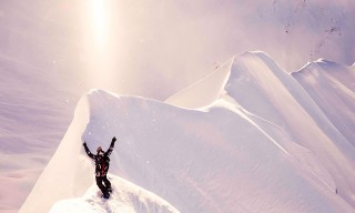 Red Bull Teases Their Most Epic Snowboarding Film Yet