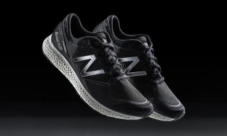 New Balance Launches First 3D-Printed Running Shoe