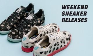 The 9 Best Sneakers Releasing This Weekend