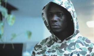 Mario Balotelli Stars in New FW15 Video Campaign from PUMA and BAPE