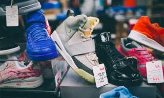 California Police Department Opens Exchange Zone to Make Reselling Sneakers Safer