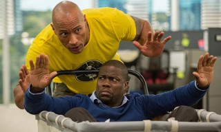 "Dwayne ""The Rock"" Johnson & Kevin Hart Star as Unlikely Partners in 'Central Intelligence'"