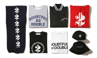 "DOUBTFUL AS DOUBLE Pay Homage to Their Name With ""Two-Dollar Bill"" Collection"