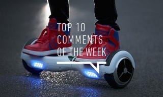 Top 10 Comments of the Week: Hoverboards, Kid Cudi, Supreme & More