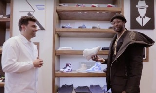 Go Sneaker Shopping With 2 Chainz at Atlanta's A Ma Maniere