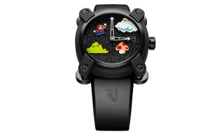 RJ-Romain Jerome Pays Tribute to Super Mario Bros. With 30th Anniv. Timepiece