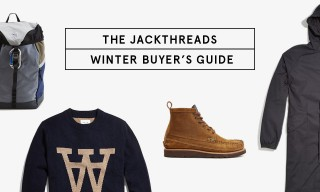 The JackThreads Winter Buyer's Guide