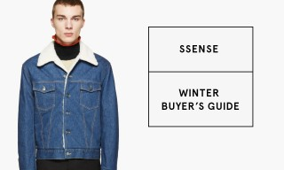 Buyer's Guide: 16 Winter-Ready Items Available from SSENSE