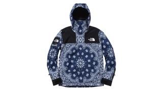 Supreme x north face jacket retail price
