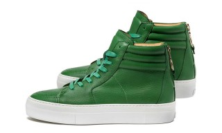 "Buscemi's 140MM in ""Green"" Is Good for All Seasons"