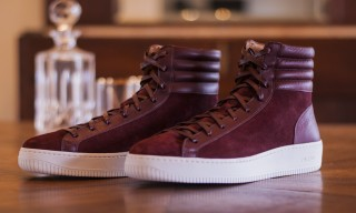 FACTO Gets Colorful With Burgundy Collection