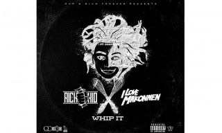 ILoveMakonnen & Rich The Kid Drop New 'Whip It' Mixtape