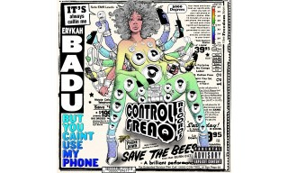 Erykah Badu Reunites With Former Lover André 3000 for Her Latest Mixtape