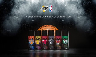 Crep Protect Drops Team-Branded Spray Cans for NBA Fanatics