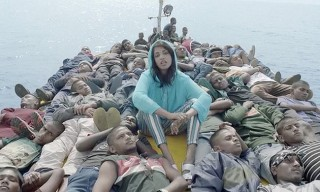 "M.I.A. Drops the Politically-Charged Video for ""Borders"""