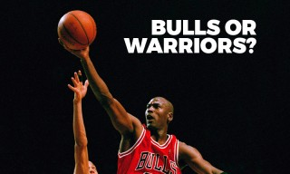 Are Today's Golden State Warriors Better Than Michael Jordan's Bulls?