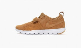 "Nike SB Releases the Trainerendor Premium ""Flax"" for FW15"