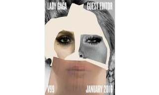 Lady Gaga Will Guest Edit 'V' Magazine January 2016