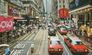 People Footwear Tours Hong Kong in New Campaign Video