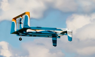 Jeremy Clarkson Teases Amazon's New Prime Air Drone Delivery Service