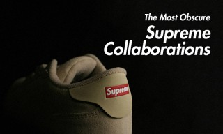 15 of Supreme's Most Obscure Collaborations