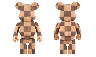 Play a Difficult Game of Chess With Karimoku x Medicom Toys' Wood BE@RBRICK