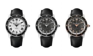 """Cartier Unveils New """"Ronde Croisière"""" Watch Line"""